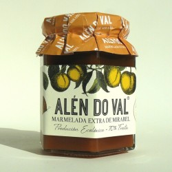 Ecologial mirabelle jam