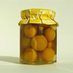 Mirabelles extra in syrup