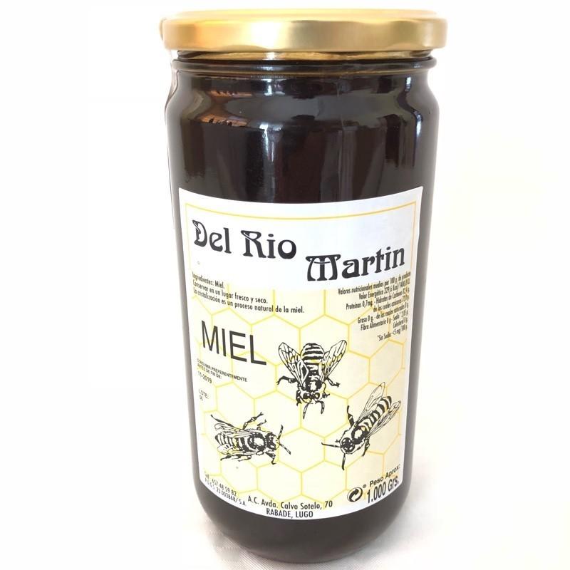 Miel natural milflores