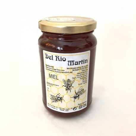Spanish multiflower honey