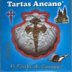 Tarta de santiago (Almendras)