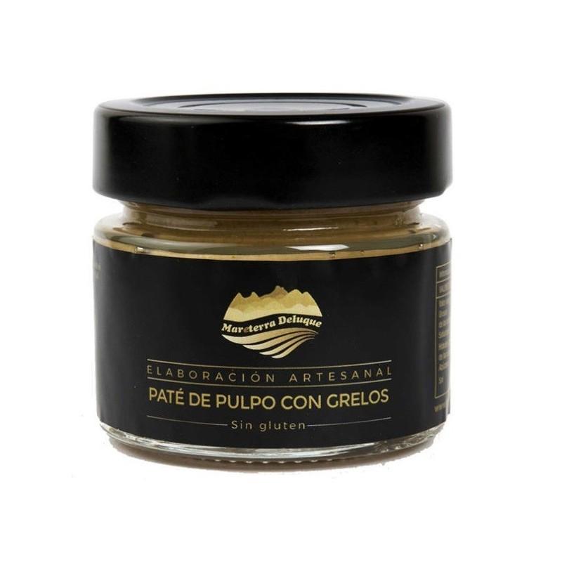 Paté de Pulpo con Grelos