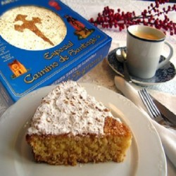 Real Almonds Cake 350g