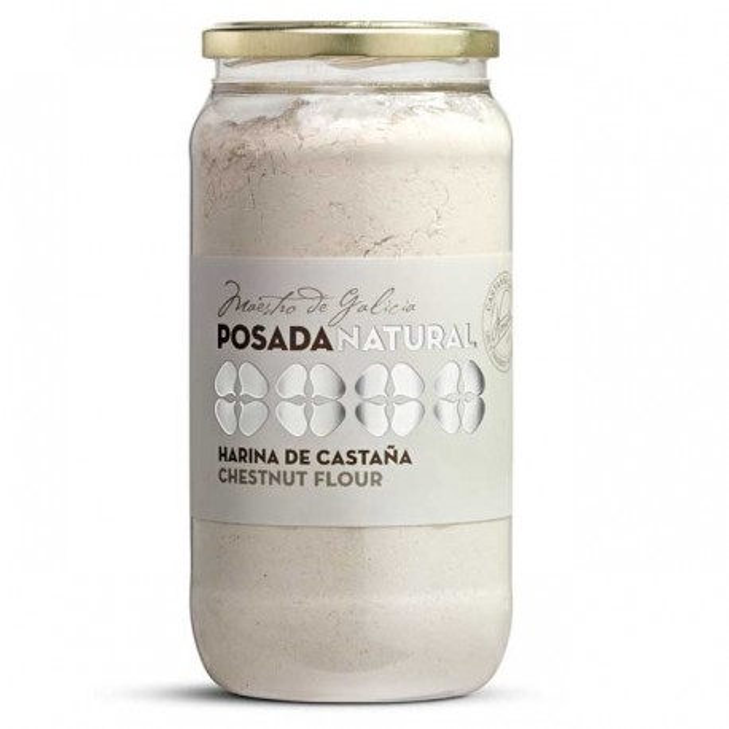 Chestnut flour Natural