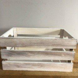 Caja madera deco