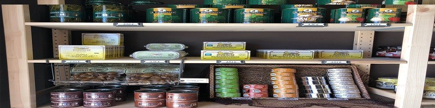 Preserves and Pate
