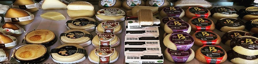 Galician cheeses