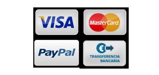 Formas de pago
